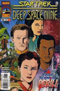 Star Trek: Deep Space Nine (Marvel) #8 VF/NM; Marvel | save on shipping - detail