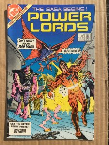 Power Lords #1 (1983)