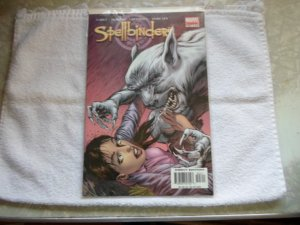 05 MARVEL COMICS LIMITED SERIES SPELLBINDERS # 3 OF 6