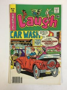 LAUGH (1946-1987)311 VF-NM Feb 1977 COMICS BOOK