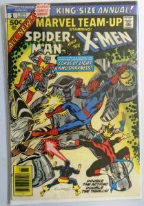 Marvel Team-Up (1st Series) Annual #1, 3.5 (1976)