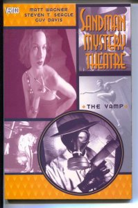 Sandman Mystery Theatre: The Vamp-Vol 3-TPB-trade