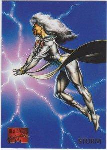 1995 Marvel Masterpieces #95 Storm