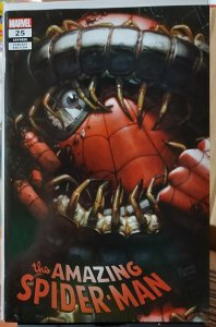 Amazing Spider-Man #25 NM RYAN BROWN (LIMITED 3,000)