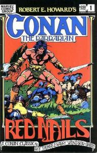 Robert E. Howard's Conan the Barbarian #1, Fine (Stock photo)