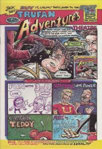 Trufan Adventures Theatre #2 VF/NM; Paragraphics | save on shipping - details in