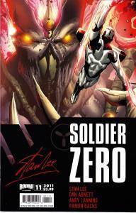 Soldier Zero #11