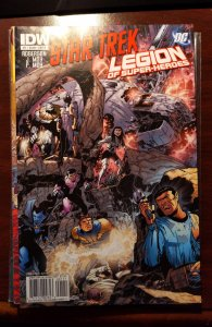 Star Trek/Legion of Super-Heroes #1 (2011)