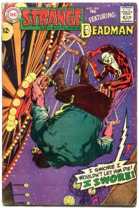 Strange Adventures #209 1968-DEADMAN-DC SILVER AGE VG