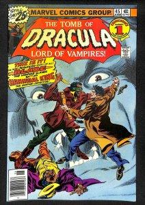 Tomb of Dracula #45 (1976)