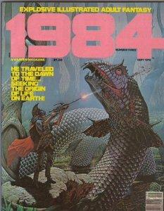 1984 # 3 Strict NM+ Super-High-Grade Artist Richard Corben