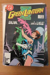 The Green Lantern Corp 215 7-5-vf-
