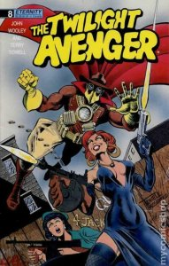 TWILIGHT AVENGER #8, VF, Tidwell, Eternity 1988 1990  more Indies in store