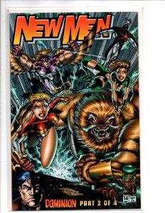 Image Comics Newmen #14 Todd Nauck Cover & Art Eric Stephenson Story Wildstar