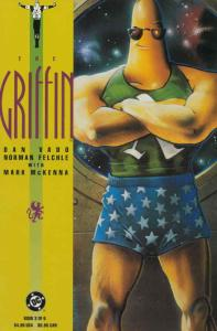 Griffin, The (DC) #3 FN; DC | save on shipping - details inside