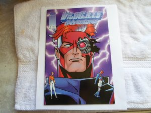 1994 IMAGE COMICS WILDCATS ADVENTURE # 2