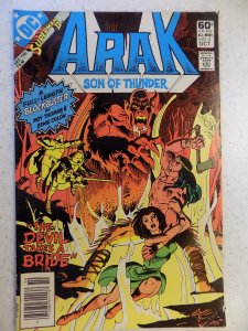 Arak, Son of Thunder #2 (1981)