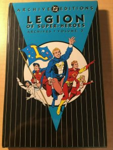 Legion of Super-Heroes Archives Vol. 3 DC Comic Book HARDCOVER Graphic MFT2