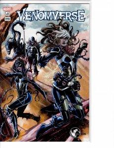Venomverse (2017) #1 Unknown Variant NM (9.4)
