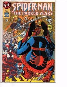 Marvel Comics Spider-Man The Parker Years #1 John Romita, Jr. Cover
