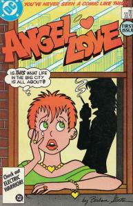 Angel Love #1 FN; DC   save on shipping - details inside