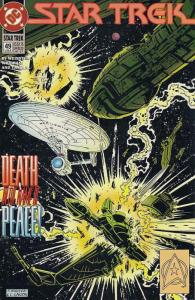 Star Trek (4th Series) #49 VF/NM; DC | save on shipping - details inside