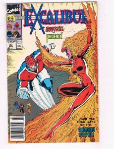 Excalibur #20 VF Marvel Comics Comic Book X-Men Avengers March 1990 DE24