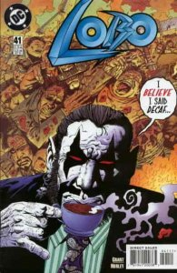 Lobo #41 VF/NM; DC | save on shipping - details inside