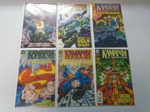 Kamandi at Earth's End set #1-6 8.0 VF (1993)