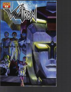 Voltron #1 (Dynamite, 2011)