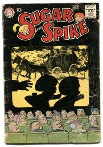 Sugar and Spike #23 1959- DC Comics- Sheldon Mayer FR