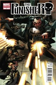 PUNISHER #1 (2011) Neal Adams Variant NEAR MINT VERY RARE!!!