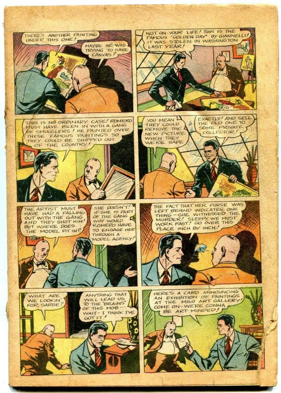 More Fun Comics #46 1939- DC golden age- incomplete RARE