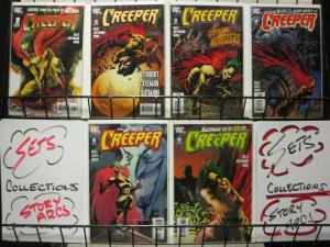 CREEPER (2006) 1-6  The complete series!