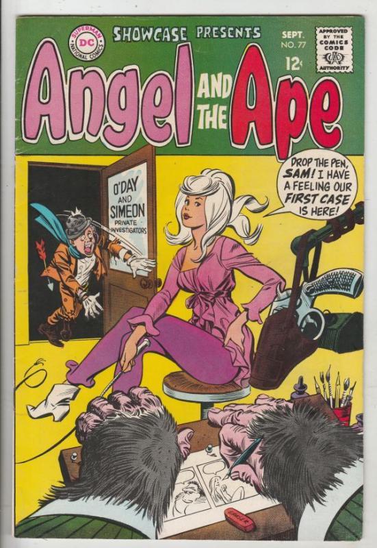 Showcase #77 (Sep-68) VF/NM High-Grade Angel and Ape