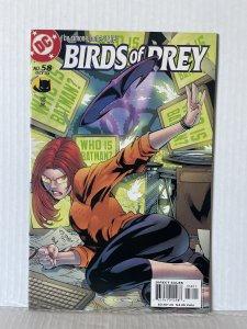Birds of Prey #58 (2003) Unlimited Combined Shipping