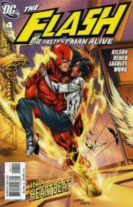 Flash: The Fastest Man Alive #4, NM (Stock photo)