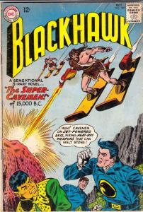 Blackhawk #189 (Oct-63) FN- Mid-Grade Black Hawk, Chop Chop, Olaf, Pierre,Chu...