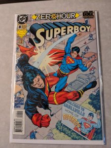 Superboy #8 NM DC Comics