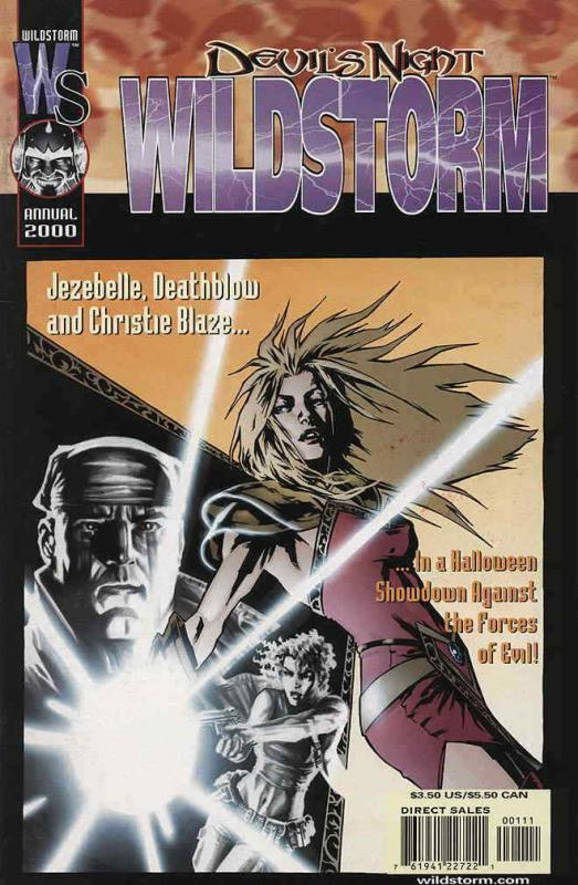 WildStorm Annual #2000 VF/NM; WildStorm | save on shipping - details inside