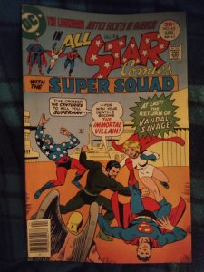 All Star Comics with The Super Squad #65 NM