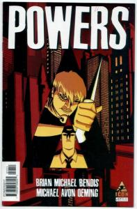 Powers #17 (Marvel, 2006) FN