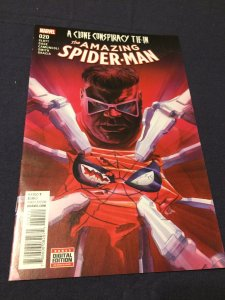 Amazing Spider-Man #20 NM (2016) Clone Conspiracy Tie-In Marvel Comics