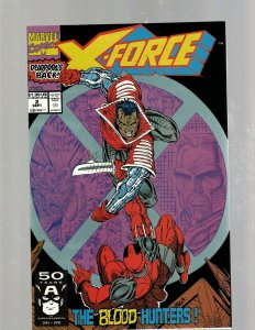 X-Force # 2 NM Marvel Comic Book X-Men Deadpool Domino Cable Wolverine SM19