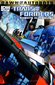 Transformers, The: Robots in Disguise #32 VF/NM; IDW | save on shipping - detail