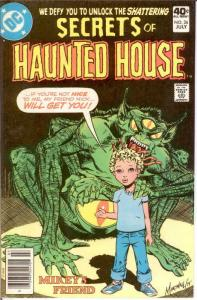 SECRETS OF HAUNTED HOUSE 18 FINE-VERY FINE Nov. 1979 COMICS BOOK