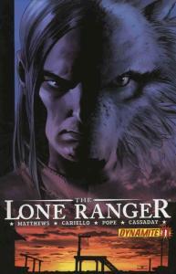 Lone Ranger (Dynamite) #11 VF/NM; Dynamite | save on shipping - details inside