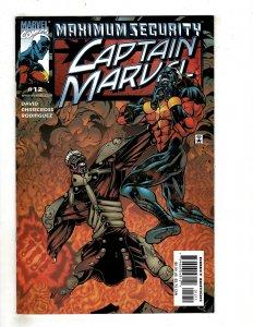 Captain Marvel #12 (2000) EJ2