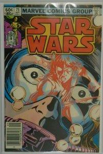 Star Wars #75 - 6.0 FN - 1983