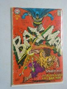 Batman #194 2.0 GD detached at one staple (1967)